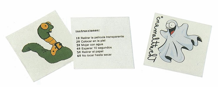 calcomanias personalizadas